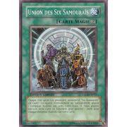 GLD2-FR042 Union des Six Samouraïs Commune