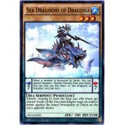 CROS-ENSP1 Sea Dragoons of Draconia Ultra Rare