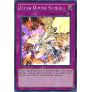 CROS-EN072 Zefra Divine Strike Super Rare