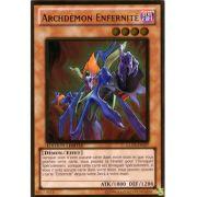 GLD3-FR027 Archdémon Enfernité Gold Rare