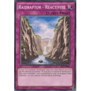 SP15-FR050 Raidraptor - Réactivité Commune