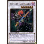 GLD3-FR039 Aile Noire - Arsenal Aérien Gold Rare