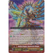 G-BT03/005EN Golden Dragon, Spearcross Dragon Triple Rare (RRR)
