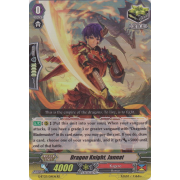 G-BT03/014EN Dragon Knight, Jannat Double Rare (RR)