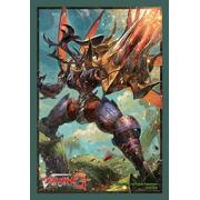 Protèges cartes Cardfight Vanguard G Vol.176 Raging Spear Mutant Deity Stun Beetle