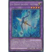 DRL2-FR011 La Déesse Archère - Artémis Secret Rare