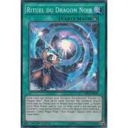 DRL2-FR019 Rituel du Dragon Noir Super Rare