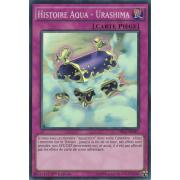 DRL2-FR045 Histoire Aqua - Urashima Super Rare