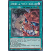 CORE-FR067 Jeu de la Poule-Mouillée Short Print