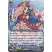 G-CB01/019EN-W Duo Gorgeous Lady, Kazuha Rare (R)