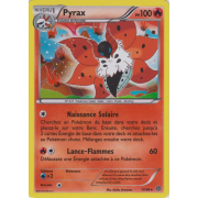 XY7_17/98 Pyrax Holo Rare