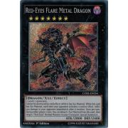 CORE-EN054 Red-Eyes Flare Metal Dragon Secret Rare