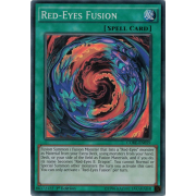 CORE-EN059 Red-Eyes Fusion Super Rare