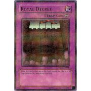 HL03-EN006 Royal Decree Holographic Rare