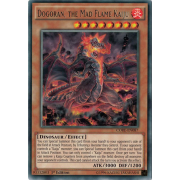 CORE-EN087 Dogoran, the Mad Flame Kaiju Rare