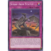 SDSE-EN034 Scrap-Iron Statue Commune