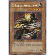 HA01-EN011 X-Saber Airbellum Secret Rare