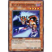 HA01-EN015 Ally of Justice Garadholg Super Rare