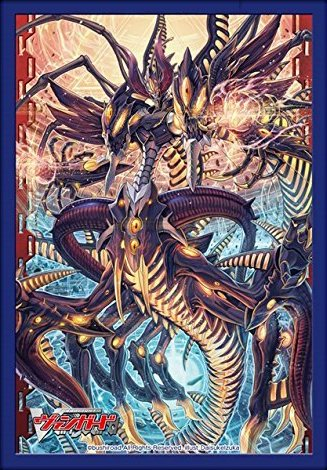 Protèges cartes Cardfight Vanguard Vol.130 Daunting Deleter Woxis