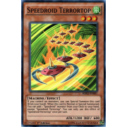 HSRD-EN001 Speedroid Terrortop Super Rare