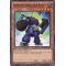 MP15-EN067 Superheavy Samurai Blue Brawler Commune