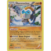 XY8_82/162 Mammochon Holo Rare