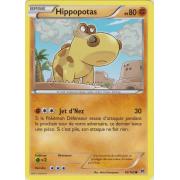 XY8_83/162 Hippopotas Commune