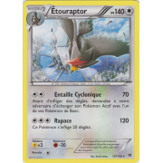 XY8_127/162 Étouraptor Rare
