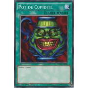 YGLD-FRB26 Pot de Cupidité Commune