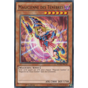 YGLD-FRC10 Magicienne des Ténèbres Commune