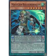 SDMP-FR004 Magicien Balourdragon Super Rare