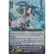 G-CB02/010EN Blue Storm Battle Princess, Theta Double Rare (RR)