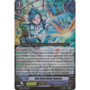 G-CB02/011EN Blue Storm Shield, Homerus Double Rare (RR)