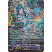 G-CB02/S05EN Blue Storm Shield, Homerus Special Parallel (SP)