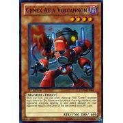 HA04-EN004 Genex Ally Volcannon Super Rare