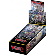 Boite de 10 Boosters Fighter's Collection 2015 Winter (G-FC02)