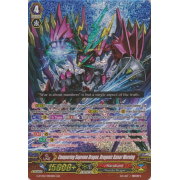 G-FC02/004EN Conquering Supreme Dragon, Dragonic Kaiser Warning Generation Rare (GR)