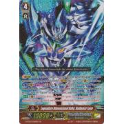 G-FC02/006EN Legendary Dimensional Robo, Daikaiser Leon Generation Rare (GR)