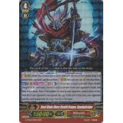 G-FC02/013EN Steel Blade Shura Stealth Dragon, Hayakujirakan Triple Rare (RRR)