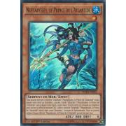 BOSH-FR092 Neptabysses, le Prince de l'Atlantide Ultra Rare
