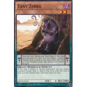BOSH-EN042 Zany Zebra Short Print