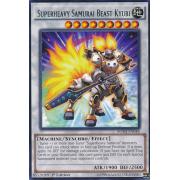 BOSH-EN048 Superheavy Samurai Beast Kyubi Rare
