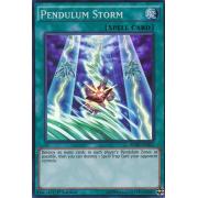 BOSH-EN057 Pendulum Storm Super Rare