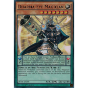 BOSH-EN096 Dharma-Eye Magician Super Rare