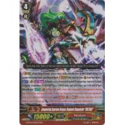 "G-BT05/005EN Conquering Supreme Dragon, Dragonic Vanquisher ""VOLTAGE"" Triple Rare (RRR)"