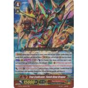 G-BT05/006EN True Eradicator, Finish Blow Dragon Triple Rare (RRR)