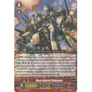 G-BT05/040EN Fiery March Colossus Rare (R)