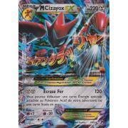 XY9_77/122 Méga Cizayox EX Ultra Rare
