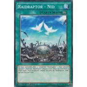 WIRA-FR026 Raidraptor - Nid Commune