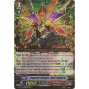 G-TCB01/007EN Emperor Dragon, Gaia Emperor Triple Rare (RRR)